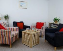 Counselling room in Widley, Waterlooville